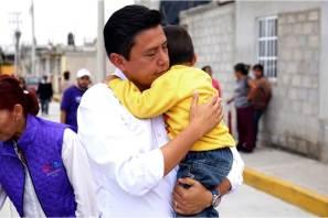 A menos de 2 semanas de que concluyan las campañas Edwin Hernández consolida un avance notable