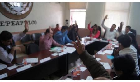 Aprueba Cabildo la creación del Instituto Municipal de Cultura Física y de Deporte del Municipio de Tepeapulco