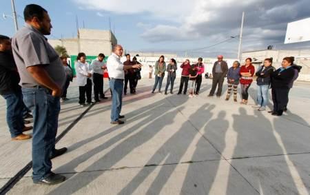 Garnica exigirá transparencia y un mejor manejo de los recursos de la administración municipal de Apan