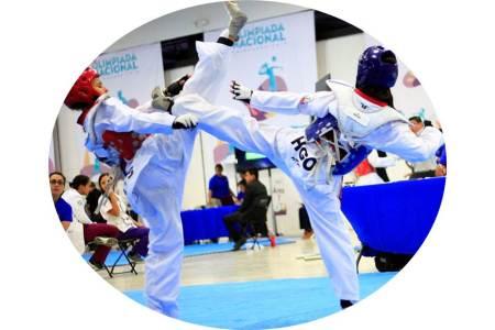 Charrería y taekwondo suman las primeras medallas para Hidalgo en la ON y ONJ 2018-2