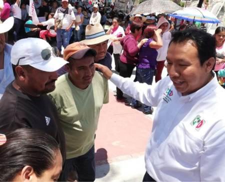 Con Pepe Meade habrá más prospera para Hidalgo