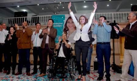 Con propuestas claras y contundentes, Eréndira Contreras, a un paso de la diputación