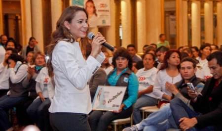 Con propuestas claras y contundentes, Eréndira Contreras, a un paso de la diputación2