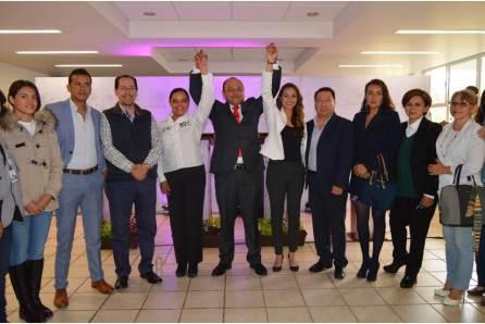 """Concluyó """"Debate por Hidalgo"""" en el Distrito 17 Villas del Álamo"""