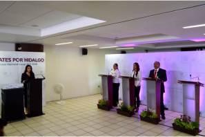 """Concluyó """"Debate por Hidalgo"""" en el Distrito 17 Villas del Álamo4"""