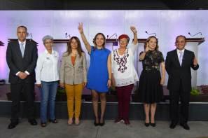 """Concluye """"Debate por Hidalgo"""" en Distrito 12 con cabecera en Pachuca"""