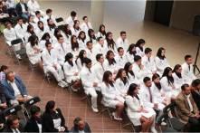 Concluye su programa de estudios la Primera Generación en Médico Cirujano de la UPPachuca4