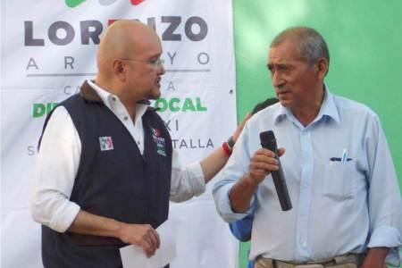 Construir el Tulancingo que queremos ver, Lorenzo Arroyo