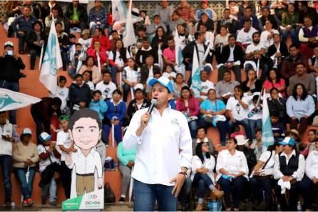 Cuauhtémoc Ochoa, estamos a tiempo de votar por el México que dejaremos a nuestros hijos