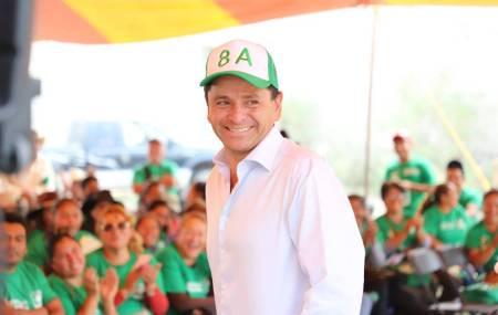 Cuauhtémoc Ochoa, sin descansos, respuesta a la confianza de la gente 1