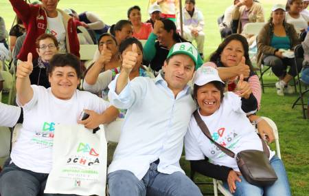 Cuauhtémoc Ochoa, sin descansos, respuesta a la confianza de la gente 2