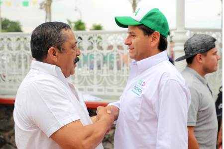 Cuauhtémoc Ochoa, voto responsable hará un congreso responsable