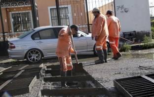 Dependencias de gobierno realizaron trabajos de limpieza y valoración en zonas afectadas por las lluvias4