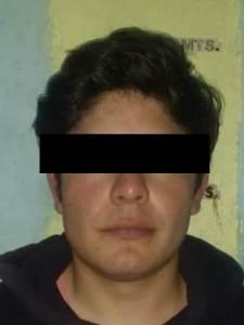 detenido por probable asalto en tienda de tizayuca