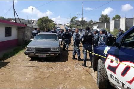 Detienen en Pachuca a cuatro sujetos y aseguran dos vehículos que están implicados en delitos en materia de hidrocarburos
