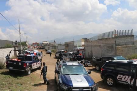 Detienen en Pachuca a cuatro sujetos y aseguran dos vehículos que están implicados en delitos en materia de hidrocarburos2