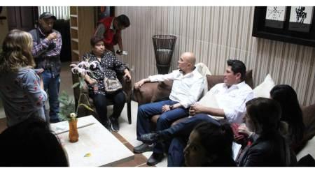 """""""Continuaré con reuniones vecinales y diálogos ciudadanos"""", Lorenzo Arroyo2.jpg"""