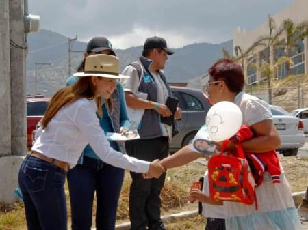 """""""Generar propuestas e iniciativas que sean visibles para la sociedad"""", Eréndira Contreras"""