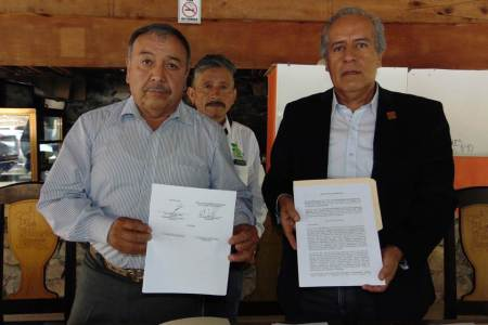 El Colegio de Ingenieros Civiles del Estado de Hidalgo, firmó un convenio de colaboración con la Asociación de Balnearios de la entidad2