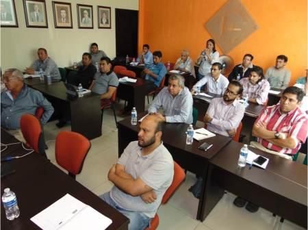 El Colegio de Ingenieros Civiles del Estado de Hidalgo, realizó el curso de Estructuras denominado T-2 para refrendar a los Directores Responsables y Corresponsables de Obra (DRyC)2