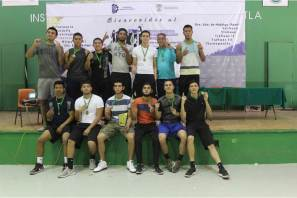 El equipo representativo de basquetbol del ITESA logra su pase al nacional del TECNM