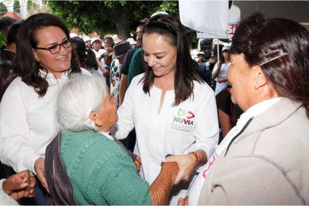 El voto de nuestra victoria este 1 de julio es el mandato del pueblo para la paz social y el progreso afirma Nuvia Mayorga2