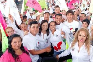 En Tula Nuvia tiene nuestro voto y su triunfo será de los hidalguenses