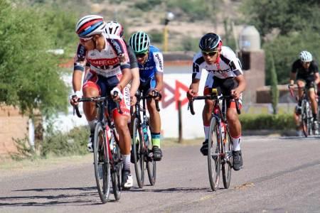 Finaliza ciclismo con ocho medallas para Hidalgo en ON y NJ 2018