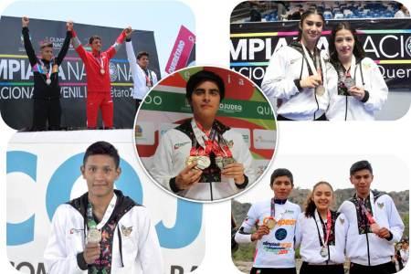 Finaliza la Olimpiada Nacional y Nacional Juvenil para Hidalgo