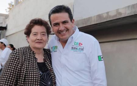 Francisco Sinuhé será la voz de las mujeres del distrito VII en el congreso 1