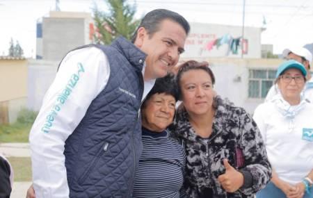 Francisco Sinuhé será la voz de las mujeres del distrito VII en el congreso 2