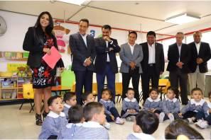 Garantizada la seguridad en estancias infantiles del ISSSTE2