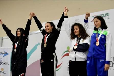 Hidalgo finaliza la Olimpiada Nacional con bronce en TKD3