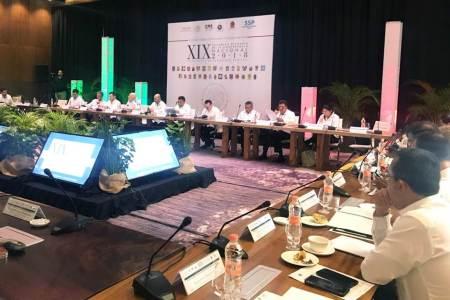Hidalgo presente en XIX Asamblea Plenaria de la Conferencia Nacional de Secretarios de Seguridad Pública 2018-2