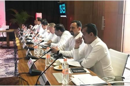 Hidalgo presente en XIX Asamblea Plenaria de la Conferencia Nacional de Secretarios de Seguridad Pública 2018