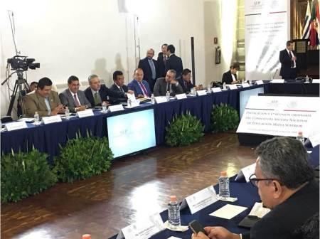 Hidalgo representará a la zona centro en la primera comisión del Consejo del SINEMS2
