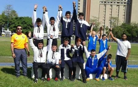Hidalgo sube al podio en Juegos Nacionales de Deportistas Especiales.jpg