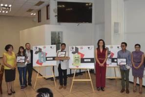 """IEEH premia a ganadores del """"Concurso de Carteles 2018""""4"""