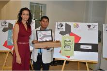 """IEEH premia a ganadores del """"Concurso de Carteles 2018""""5"""