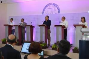 """IEEH realiza """"Debate por Hidalgo"""" en el Distrito Electoral Local 10 Apan"""