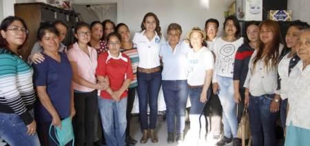 Igualdad en condiciones laborales para mujeres y hombres, Eréndira Contreras