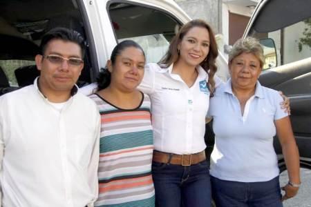 Igualdad en condiciones laborales para mujeres y hombres, Eréndira Contreras2