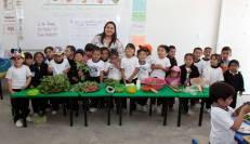 Implementa Jardín de Niños de Tizayuca huertos escolares1