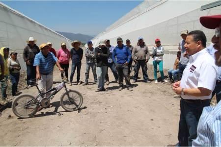 Impulsar los proyectos productivos ayudará a movilizar la economía de México, Julio Menchaca Salazar