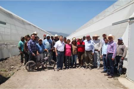 Impulsar los proyectos productivos ayudará a movilizar la economía de México, Julio Menchaca Salazar2