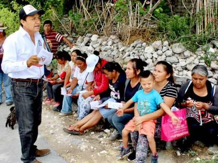 Indispensable que se cumplan las leyes y evitar la corrupción, Humberto Calixto