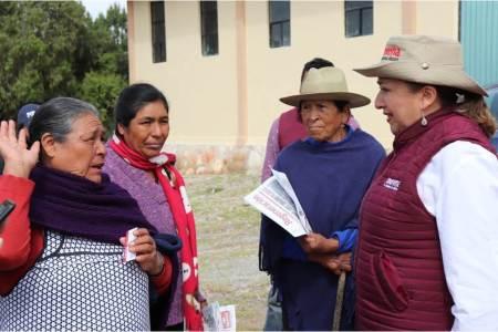 Isabel Alfaro trabajará en proyectos de desarrollo social