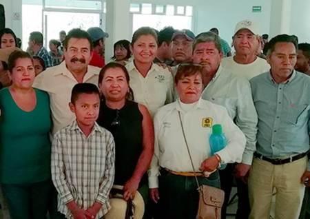 Itze Olivares pugnará desde el Congreso local por la igualdad entre hombres y mujeres