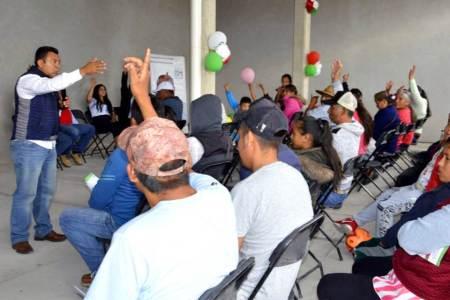 Jaime Galindo gestionará apoyos para migrantes y seguridad para sus familias en México