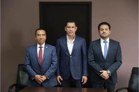 José Luis Guevara Muñoz nuevo secretario de Movilidad y Transporte Estatal